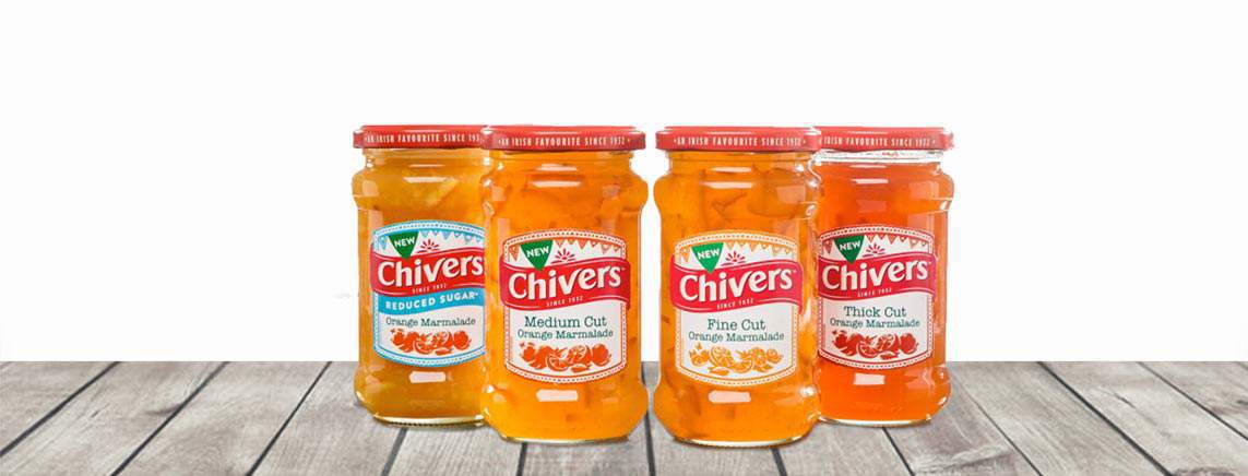 Chivers Marmalades